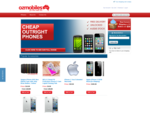 OzMobiles - Your Online Mobile Store Home page OzMobiles - Your Online