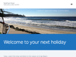 Holiday apartment accommodation at Kings Beach, Caloundra