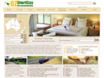 Short Stay Australia - ozshortstay. com. au - Short Stay Accommodation Directory