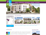 Le mans Sarthe (72) Promotion Immobilier Investissement P2i Vente immobilier appartement neuf habi