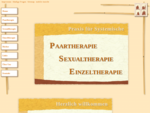 Praxis für Systemische Paartherapie, Sexualtherapie, Familientherapie und Einzeltherapie