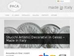 Stucchi in gesso 8211; Vendita Stucchi Artistici Decorativi in gesso 8211; PA. CA.