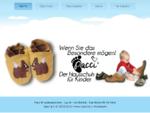 Pacci® Lederpatschen - Laufen wie Barfuß - das Beste für Ihr Kind | Krabbelschuhe - Lederpuschen für