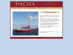 Pacha | Classic 55-foot Camper Nicholsons Yacht - Homepage