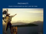 Pachakuti - Indianische Musik & Lateinamerikanische Musik