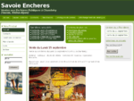 Catalogue de vente aux enchères à Chambery (Savoie)