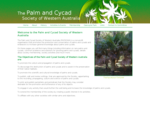 Palm and Cycad Society of Western Australia