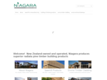 Niagara Sawmilling Company Ltd - Welcome to Niagara Weatherboards Timber Wood Wall Cladding