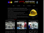 Pad Print Extreme Oakville Toronto Mississauga Ontario ON Canada