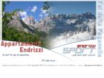 Endrizzi Appartamenti e Sport attrezzature sportive a Fai della Paganella in Trentino