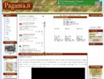 Pagania. it - BENVENUTO