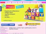 HAPPY PARTY | Παιδικά πάρτυ | Κλόουν | Ταχυδακτυλουργοί | Παιδικο παρτυ