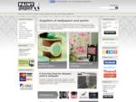 Suppliers of Designer Paint, Wallpaper in Norwich, Norfolk, UK - Paint Paper Ltd