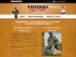 Paintball Loisirs Perpignan - Anniversaire Perpignan - Paintball Pyrénées orientales - Groupe CE