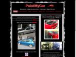 Φανοποιία - Paintmycar