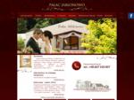 Pałac Jabłonowo - wesela Piła i okolice, konferencje, szkolenia Piła - zespół pałacowo-parkowy z X