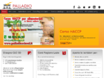 Palladio School - Home