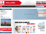 PALLARD, Quincaillerie Pro - Clisson - Outillage, EPI, visserie, acier