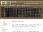 Home - Pallet Pooling Hellas Pallet Collection, Pallet Repair and Pallet Sales. Europallets, ...