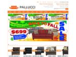 Vancouver Furniture | Sofas Couches | Pallucci Furniture Vancouver |
