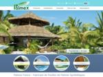 Vente paillote parasol toiture exotique en feuille de palmier, roseaux, chaume et paille, paillot
