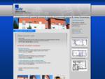 Pam - gradbeno obrniški inžiniring Novo mesto d. o. o. - Stanovanja in posl. prostori