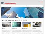 Pandolfo Alluminio S. p. A. estrusione di profili in alluminio