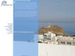 Panorama Hotel in Naxos Island, Chora Naxos hotels - Accommodation in Naxos