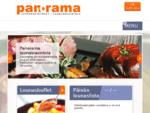 Panorama Vaasa, Lounaspöytä, Lounas Vaasassa, perinteikäs lounasravintola, Pitopalvelu, A la ca