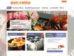 Panorama Vasa, lunchrestaurang, a la carte, Catering, lunchbuffe raquo; Panorama