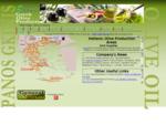 PANOS GKINIS, Greek Olive Products Exporter, Kalamon edible olives, Organic Olive Oil, olive gar