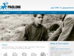 Paoloni Accumulatori - Dal 1956 - III Generazione