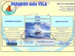 PARADISO della VELA - Vacanze in barca a vela