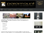 Marquee Hire Tauranga| Wedding| Party Hire| Equipment Hire| Catering Hire