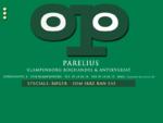 PARELIUS, KLAMPENBORG BOGHANDEL ANTIKVARIAT
