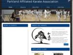 Wado Kai Karate Stony Plain Parkland