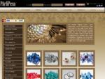 www. parlipesa. ee, helmed, Swarovski kristallid, pärlid, haldjas, ehete valmistamine, käsitöö