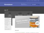 Pärmslukaren - Broschyr- och Blankettställ, Tabloidställ och Vykortsställ - Pärmslukaren