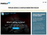 Parola | Prva specializirana agencija za mladinski marketing, smo strokovnjaki za mladinski ...