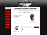 PartyJuke - Digital Jukebox, Karaoke Jukebox, and Frozen cocktail machine hire in Perth, Melbourn