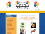 Helium Balloons Sydney | Burwood Balloons