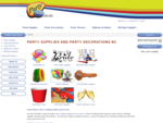 Party Supplies | Party Decorations Online Shop New Zealand | NZ