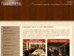 Arredo cantine, enoteche e mobili artigianali in legno | Pasquini Marino