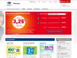 Carrefour Banque Crédit, Epargne, Assurance, Cartes bancaires, gestion de compte en ligne | Ca