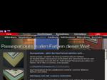 Passepartouts::Pass'Partout® Bilderrahmen 1060 Wien Tel: 01-586 7132 :: Rahmenwerkstätten Gregor Ed