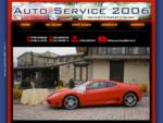 Autofficina Autonoleggio Ferrari, Maserati, Lamborghini - AUTO SERVICE 2006 | | UNA SICUREZZA IN ...