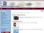 Διεύθυνση Διαβατηρίων - National Passport Center