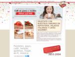 DELÉITATE CON NUESTROS SABORES EN REPOSTERÍA, HELADOS ITALIANOS Y CAFÉS GOURMET | Pastelería OK ®