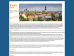 Eesti Piletid, parved, linnas. Reisijuht Eesti