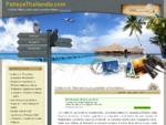Notizie Pattaya guida viaggi e vacanze Pattaya - Thailandia